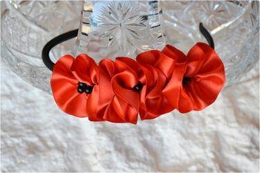 Opaska De LiMi http://pl.dawanda.com/product/69608631-Opaska-do-wlosow-De-LiMi