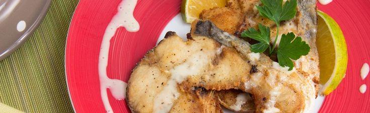 Recetas de cocina | Recetas Fruco Bagre frito en salsa de naranja