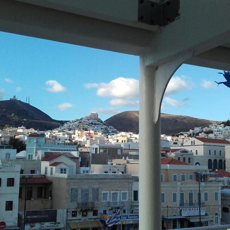 Port syros