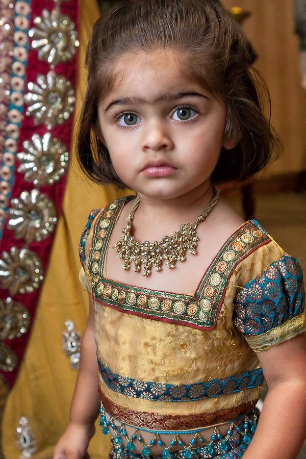 Beautiful Sikh child
