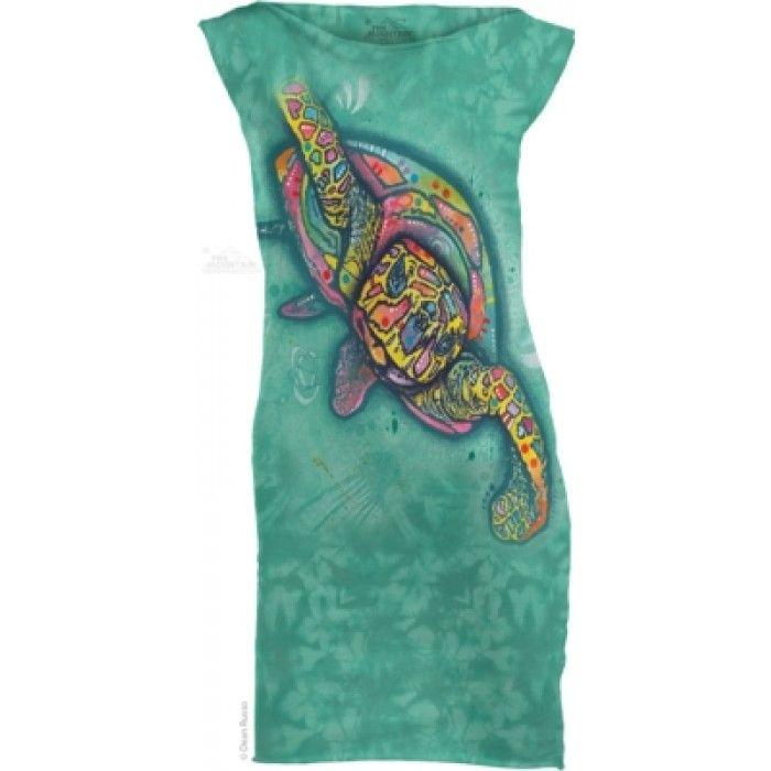 Mini Dress Dama 3D – Mini Dress Russo Turtle