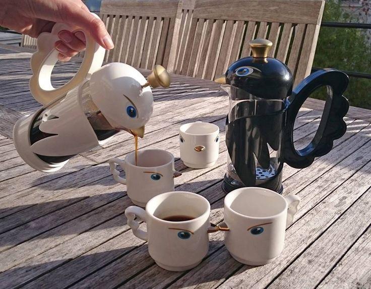 Kahve Setinizi Tamamlayın!  http://www.karincadesign.com/fincan-ve-kupa