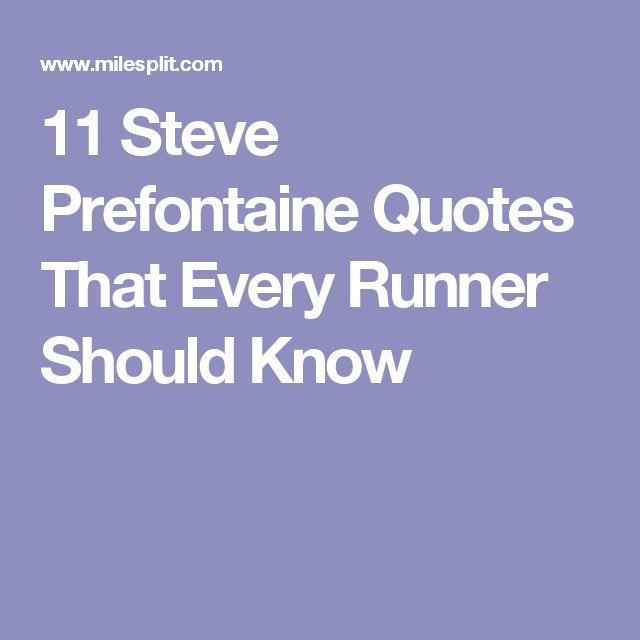 steve prefontaine running pinterest the o 39 jays. steve ...