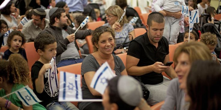 Hundreds of French Jews Immigrate To Israel During Gaza Offensive