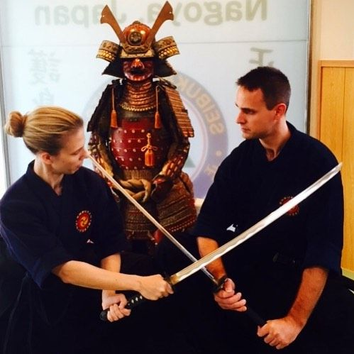 Samurai moment ⚔️ // Szamuráj pillanat ⚔️ #szegedbudokan #martialarts #academy #szeged #budokan #harcművészet #japan #japanese #art #samurai #warrior #spirit #katana #fight #blade #battojutsu #lovewhatyoudo #honor #budo #bushido #inspiration #motivation