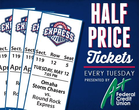 Baseball Round Rock Express