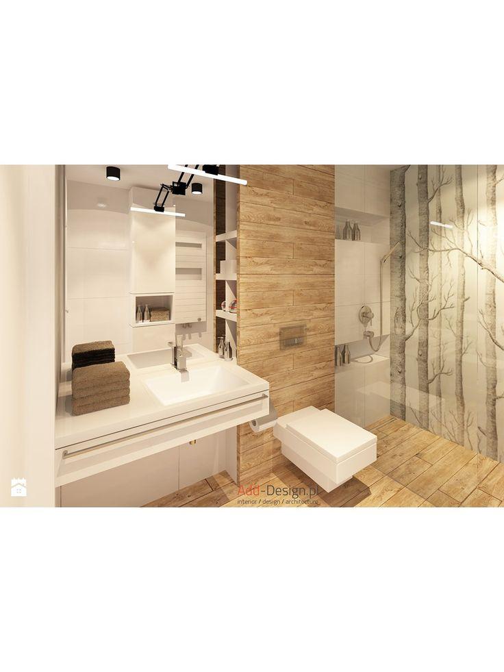 Łazienka styl Nowoczesny - zdjęcie od add design