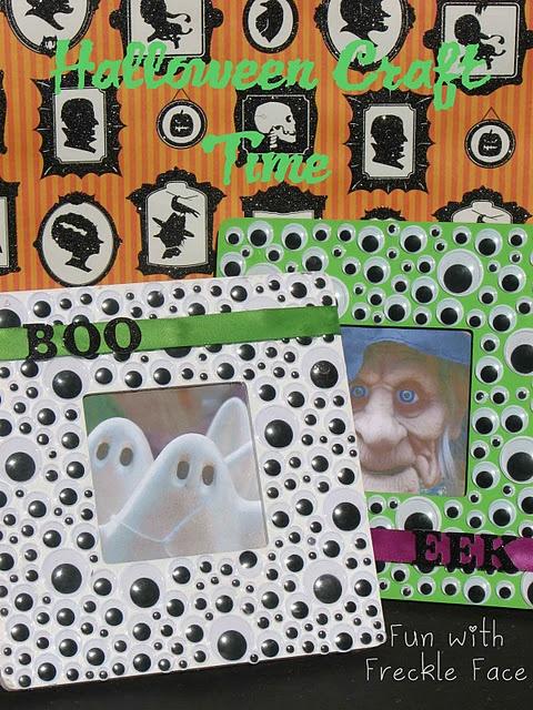 Easy, inexpensive Halloween craft