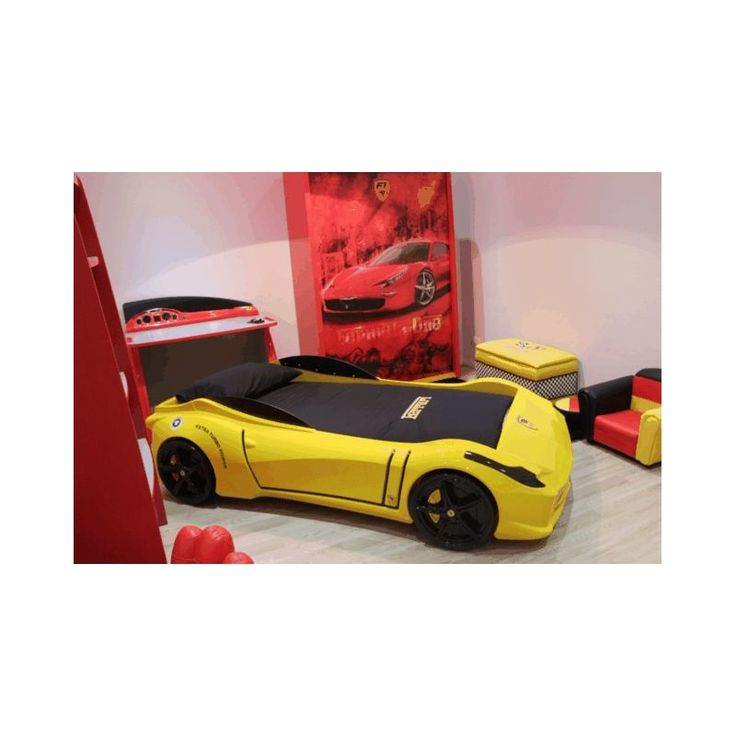 Best Race Car Beds Images On Pinterest Racing Beds And