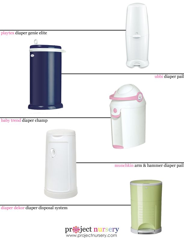 Which diaper pail do you recommend?
