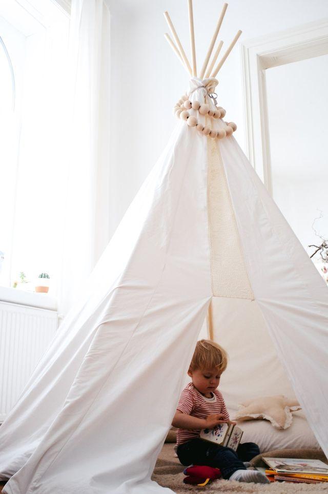 1000+ ideas about tipi für kinderzimmer on pinterest