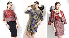 Batik Dress by. Danar Hadi