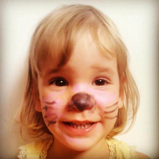 "@tczpeti's photo: ""Kifestette magát... #cica"" #Fanni"