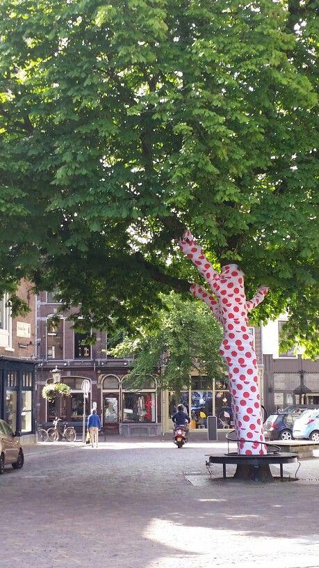 Tree tour de France Utrecht grand depart