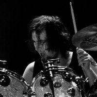 ex  drums  2007- 2010 Ian Wilson