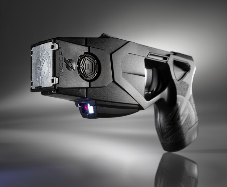 Check out the new TASER X26P single-shot Conducted Electrical Weapon (CEW) that was just announced:  http://www.marketwire.com/press-release/new-taser-x26p-smart-weapon-announced-nasdaq-tasr-1745680.htm