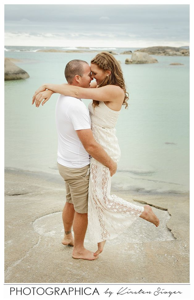 Denmark and Albany WA Portrait photography. Engagement session, Photographica by Kirsten Sivyer. Beach, Love, Australia