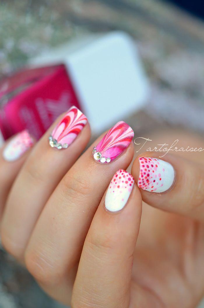Best 25 ongle deco ideas on pinterest nail art tuto ongle nail art and idee deco ongle - Ongle en gel deco ...