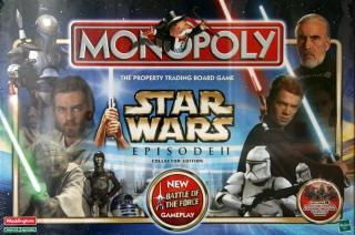 Monopoly Star Wars Episodio II
