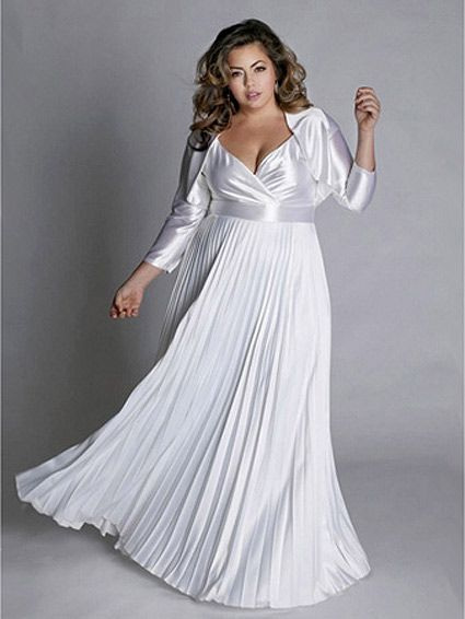 Dresses For Brides Find Either Of The Two Top I Ve Got My Heart Set Weddings Pinterest Fat Bride Wedding Dress And