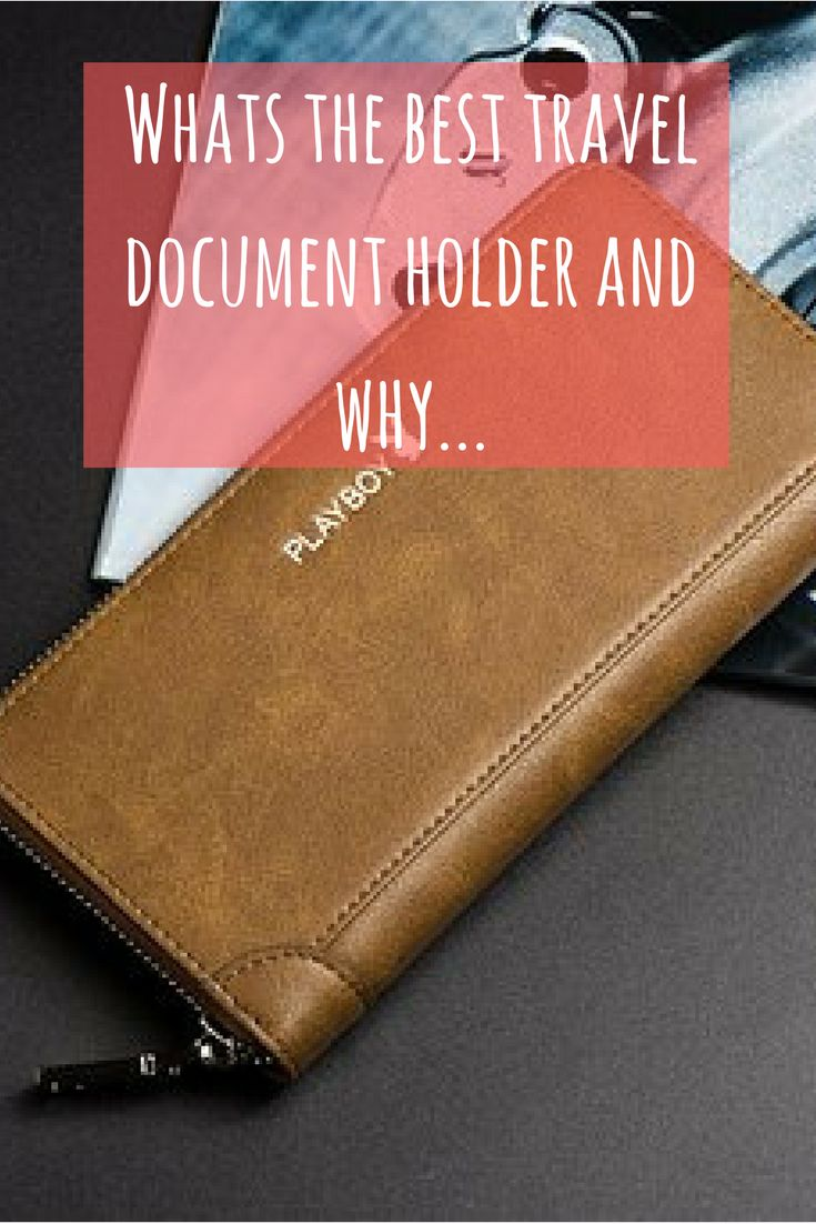 Best 25 document holder ideas on pinterest document folder are you looking for the best travel document holder if so then check this out gumiabroncs Image collections