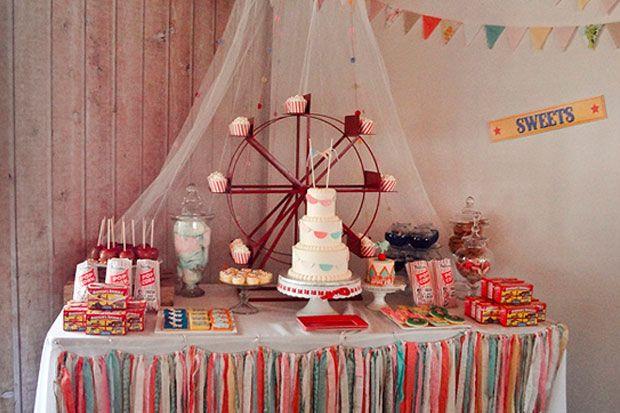 Ideas chic para dotar de personalidad la fiesta de cumpleaños de los niños