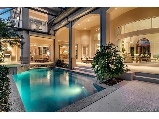 18 Best Pool Lanai Images On Pinterest Naples Florida