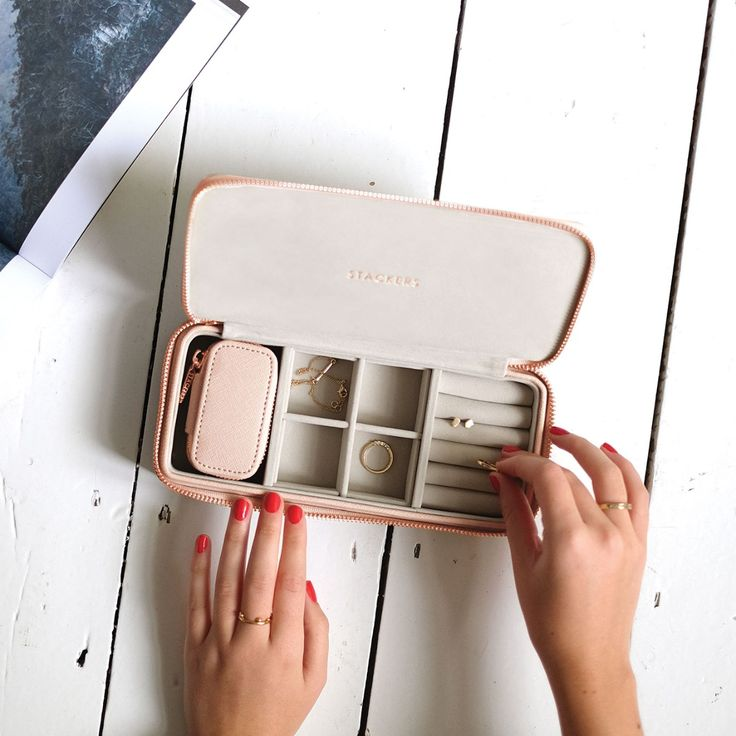 Stackers Jewellery Boxes – Stackers Christmas ideas for frequent travellers #chr…   – Jewelry ideas