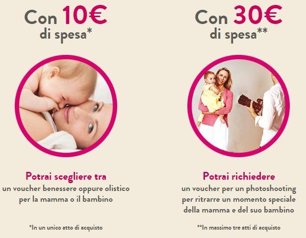 Davvero bella questa iniziativa di #Plasmon con PREMIO SICURO IMMEDIATO. Se usate altre marche, fate uno sforzo perchè secondo me il servizio fotografico gratis col bebè merita. Fate delle foto ricordo professionali perchè poi vi rimangono e sono bellissime....altrim c'è il massaggio per voi o anche neonatale  #vitadamamma http://www.mammarisparmio.it/concorso-plasmon-servizio-fotografico-gratis-per-te-e-il-bebe-e-massagg