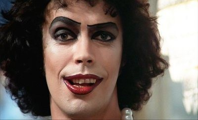 Tim Curry is and will always be the hottest transvestite on the planet!!!...