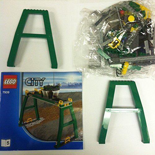 Lego 7939 City Cargo Train Railroad Green Cargo Crane Only LEGO http://www.amazon.com/dp/B00O97EFO2/ref=cm_sw_r_pi_dp_ei2Zwb0R3ZGQH