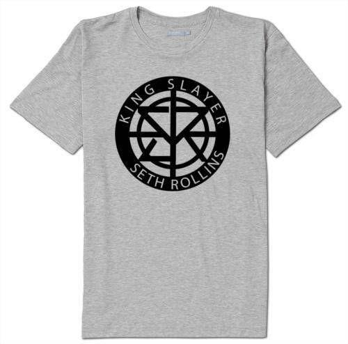 Seth Rollins King Slayer WWE Wrestling Wrestler Unisex T Shirt