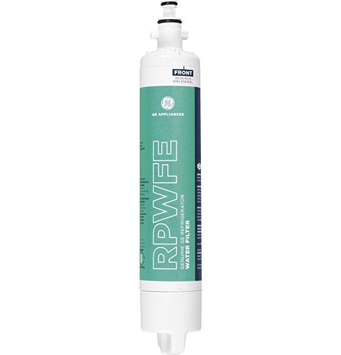Ge Rpwfe Refrigerator Water Filter Refrigerator Water Filter Water Filter Ge Refrigerator
