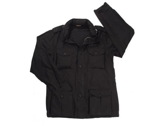 Black Vintage Lightweight M-65 Jacket | Vermont's Barre Army Navy Store