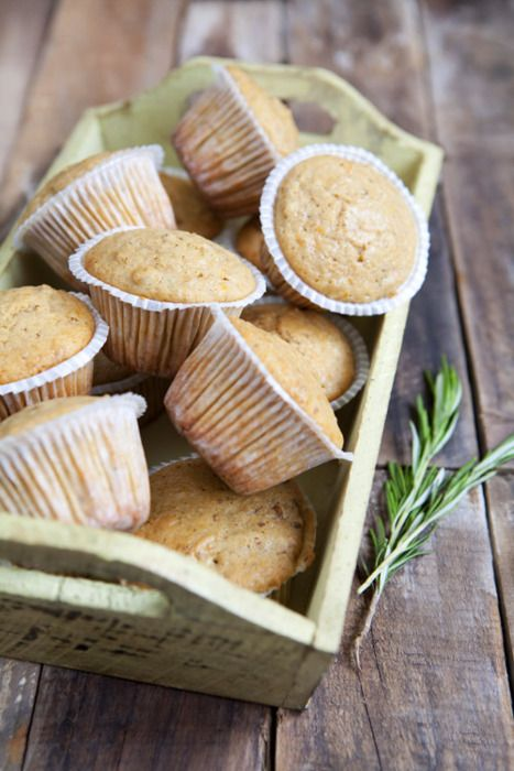MaffinsDesserts, Sour Cream, Butter, Baking Sodas, Blueberries, Yummy Cake, Cereal, Corn Muffins, Food Drinks