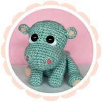 Woolytoons Hippo