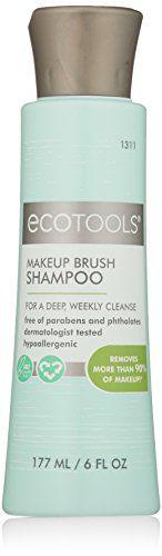 Ecotools Brush Cleansing