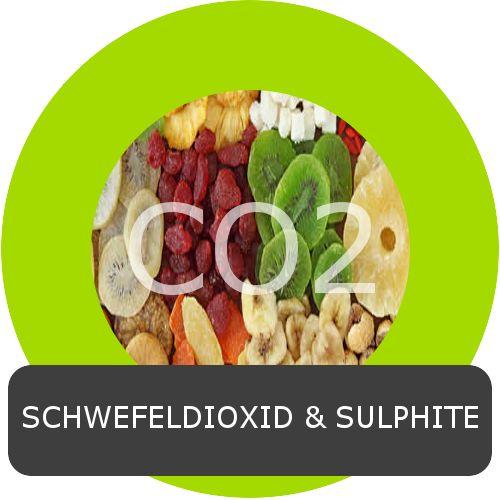 Allergen Schwefeldioxid und Sulphite