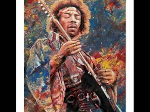 Jimi Hendrix - Little Wing (Album Version) I first heard this as a cover done by the Predators in Louisville, KY (I know, hanging my head in shame because I had never heard it before, but thanks, Predators!!)