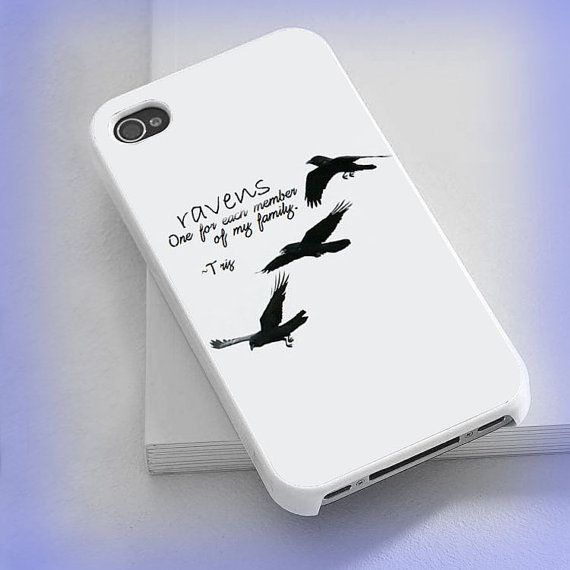 Cover phone case Ravens Ravens divergent  for iPhone by TwitKontol, $7.20