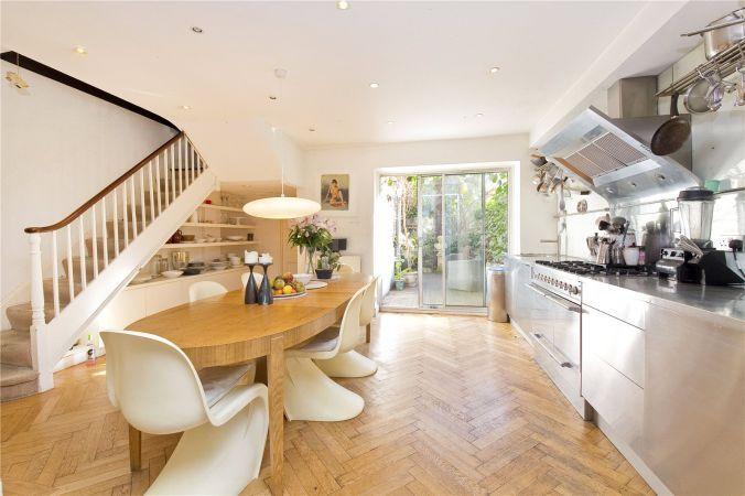 1000 images about rectangular kitchen diner on pinterest for Kitchen design 5m x 4m