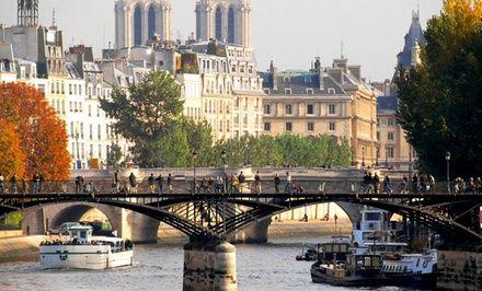 Campanile Levallois à Levallois Perret : Paris-Ouest : 1 à 3 nuits avec petit déjeuner et boisson de bienvenue