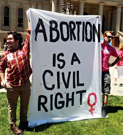 abortion is not right Whether or not abortion should be legal and accessible continues to be a controversial subject, split between those who believe women should have the right to.