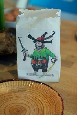 Hotzenplotz Geburtstag Holzteller
