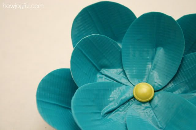 duct tape flower#Repin By:Pinterest++ for iPad#