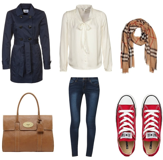 Weekend outfit #converse #jeans #bayswater