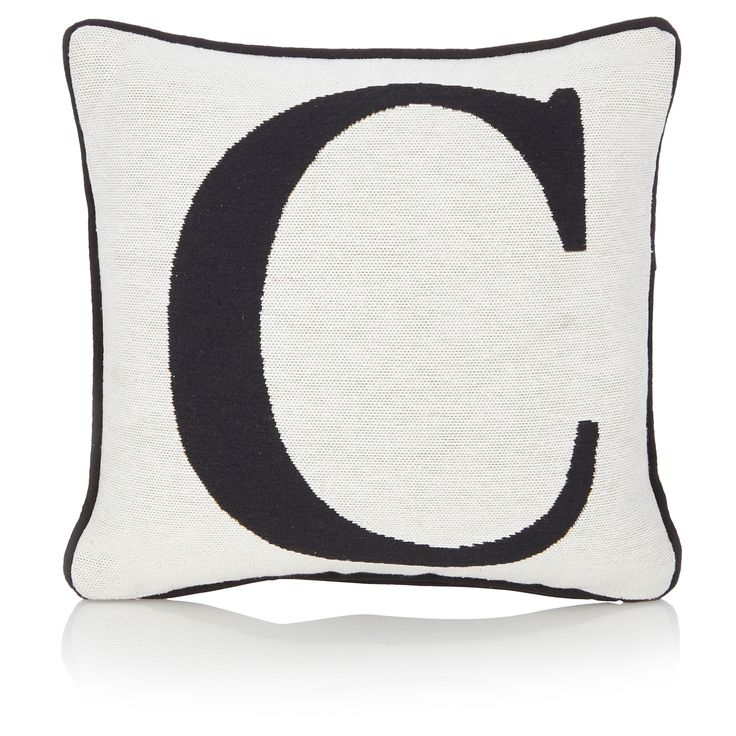 1000 images about for the home on pinterest leslie for Letter m cushion