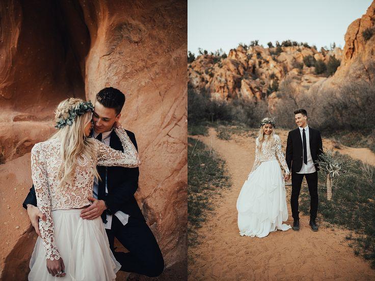 24 Best Oregon Coast Beach Wedding Editorial By Kahaia