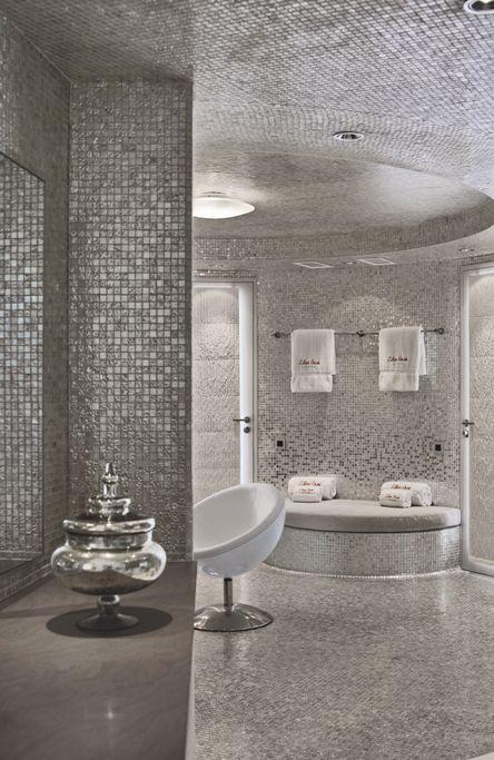 Spectacular Das wohl coolste Bad der Welt geh rt zur Villa Rockstar im Eden Rock