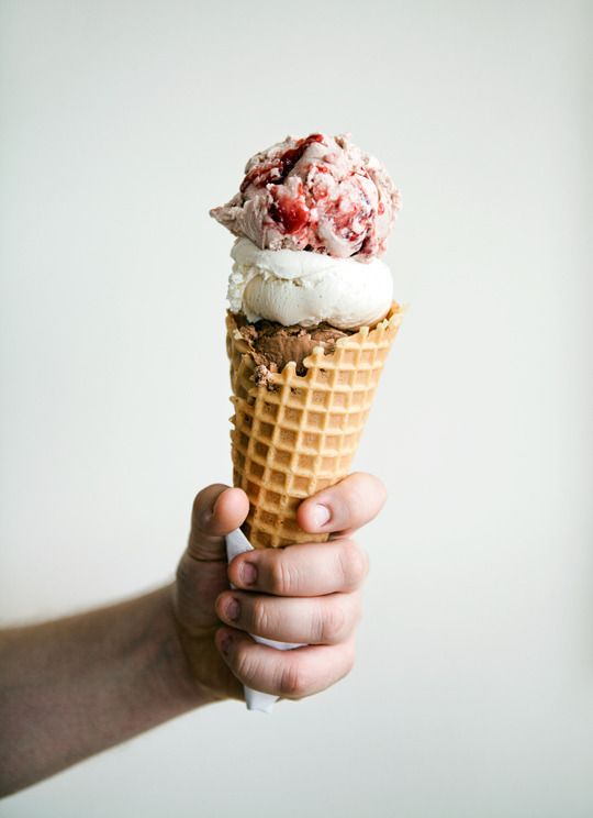 A Visit to Salt and Straw: Artisan Ice Cream in Portland, Oregon Maker Tour | The Kitchn